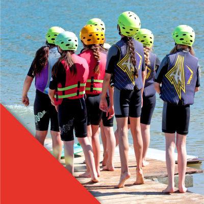 Wasserskifahren Lernen und Anfängerkurse für Wasserski Berlin Brandenburg