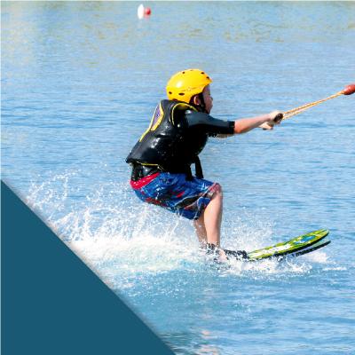 Wasserski für Kinder und Erwachsene in Brandenburg und Berlin