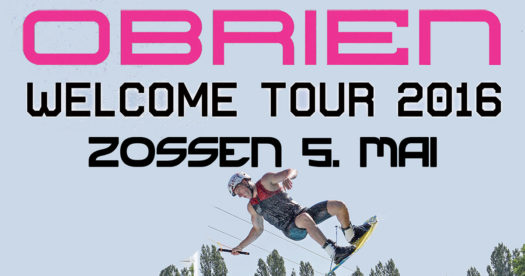Obrien Welcome Tour 2016 Zossen