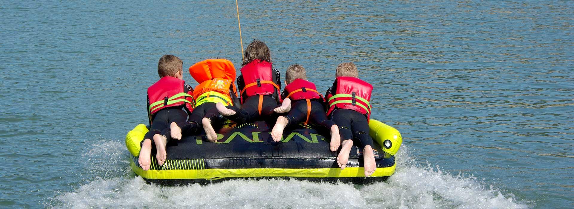 Wassersport Berlin und Brandenburg für Kinder und Anfänger