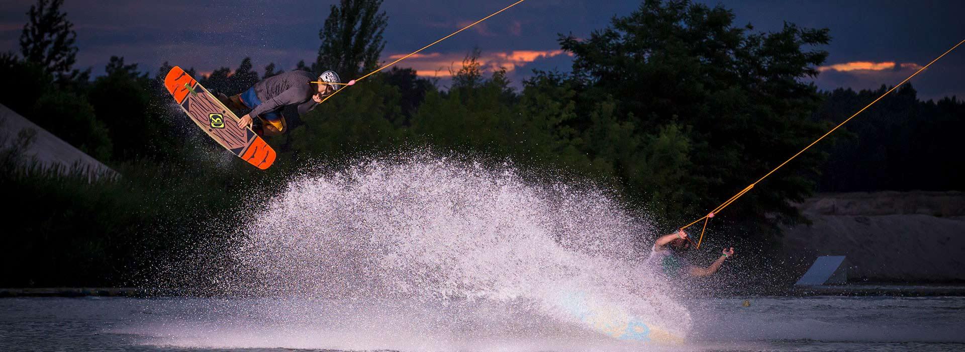 Wakeboard Events im Wasserskipark Possen Berlin und Brandenburg