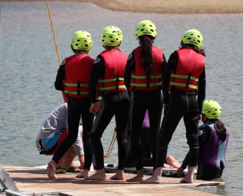 Wasserskipark Zossen - Kurse für Schulklassen