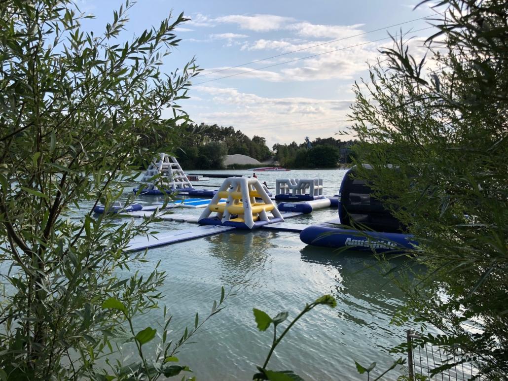 Aquaglide Park - Wasserskipark Zossen