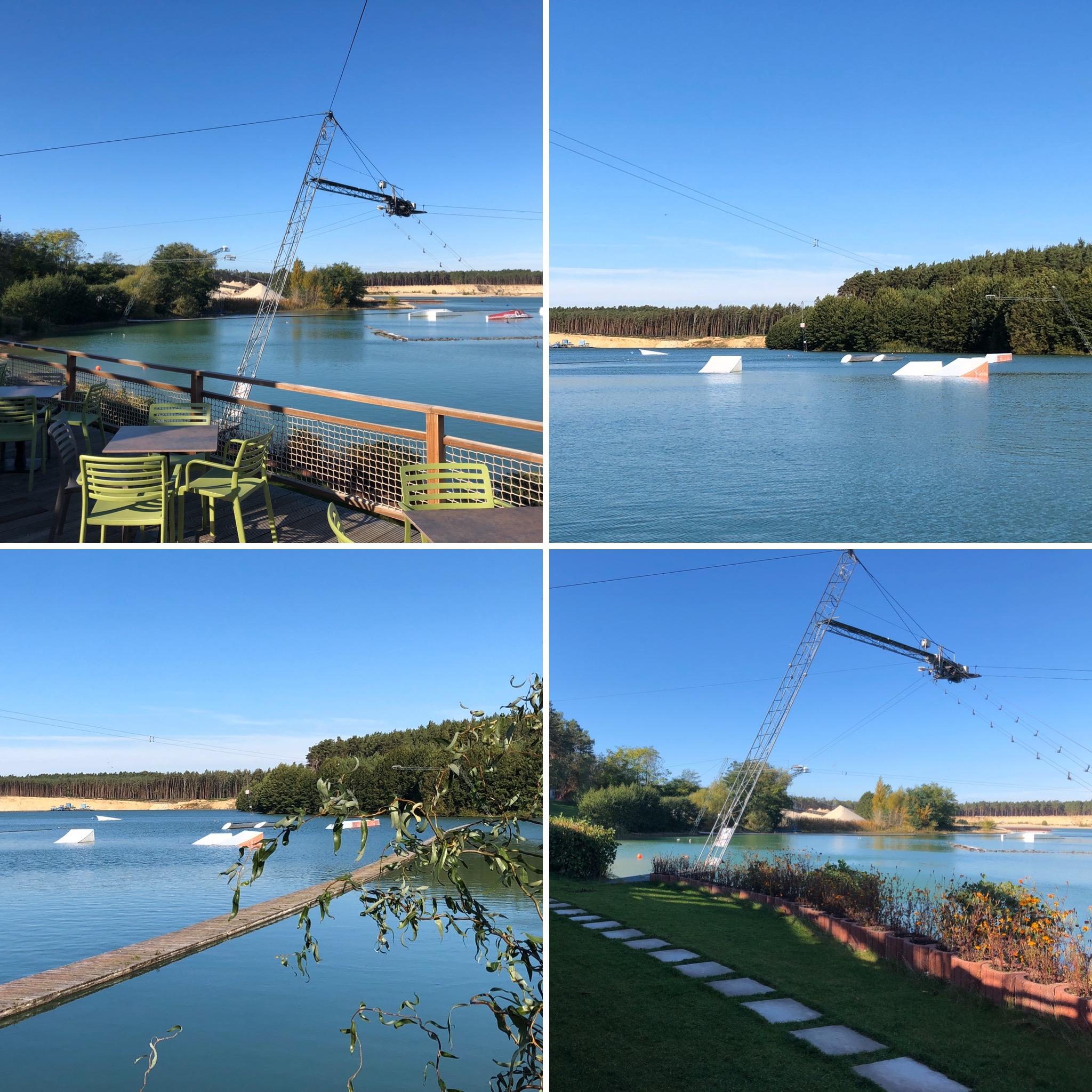 Öffnungszeiten - Wasserskipark Zossen