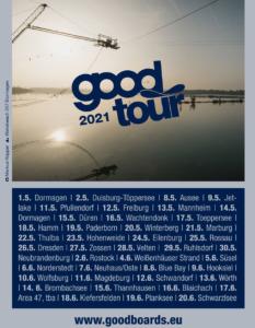 Flyer goodtour 2021